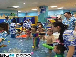济南室内儿童水上乐园加盟