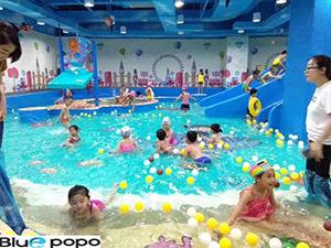 儿童室内水上乐园加盟流程