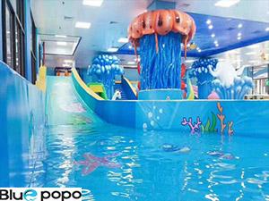 儿童水上乐园设施