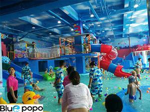 室内儿童水上乐园定制