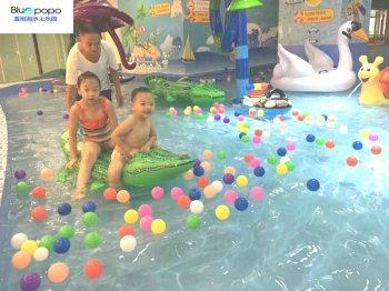 儿童室内水上乐园项目