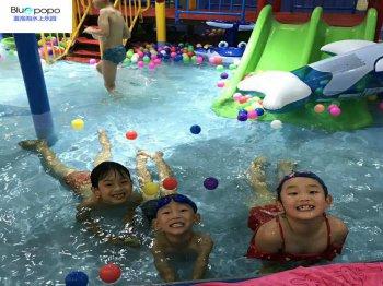 济南室内儿童水上乐园哪里好玩