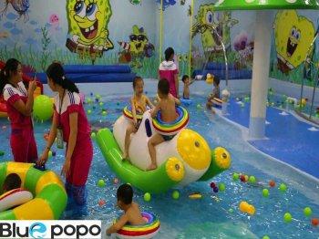 室内儿童水上乐园设备