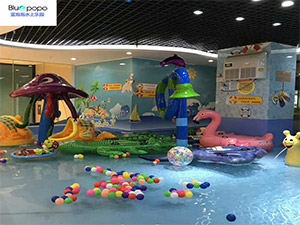 儿童室内水上乐园